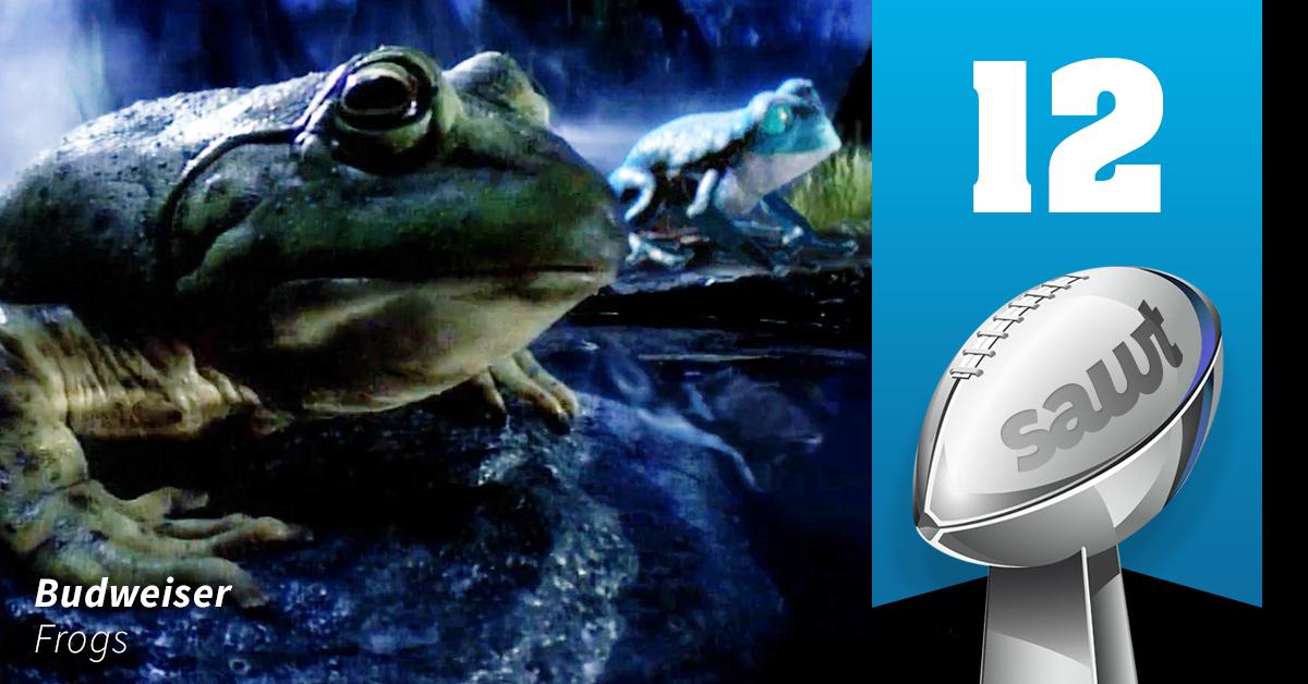 Budweiser 'Frogs'