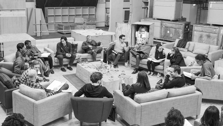 The Force Awakens Reading